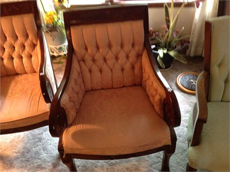 Empire Style Side Chair
