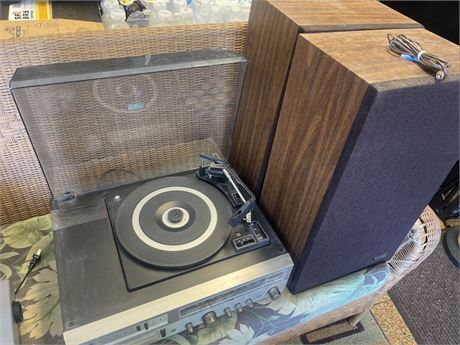 Centrex Stereo with 2 speakers