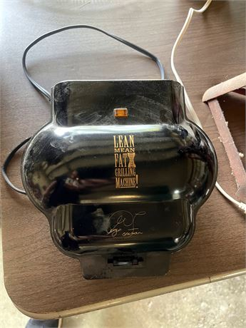 George Foreman Small Grill