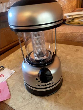 Sharper Image Battery Operated Lantern