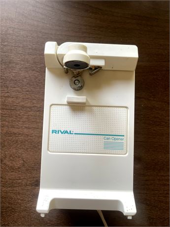 Rival Electric Can Opener