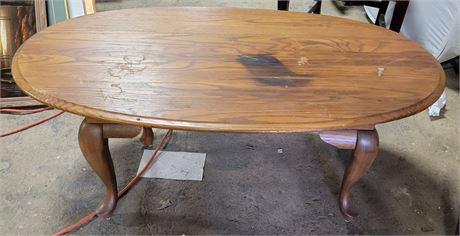 Queen Anne Coffee Table
