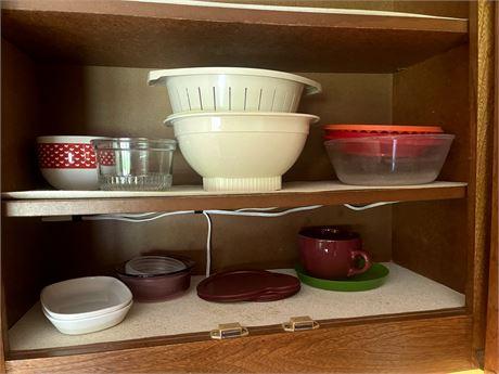 Cupboard Cleanout