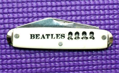 The Beatles pocket knife