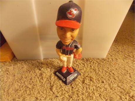 Cleveland Indians SGA bobblehead - Bartolo Colon