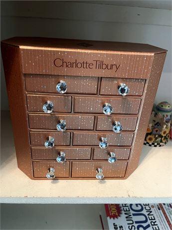 Charlotte Tilbury Makeup/Jewelry Box
