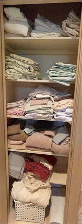 Linen Closet Buyout
