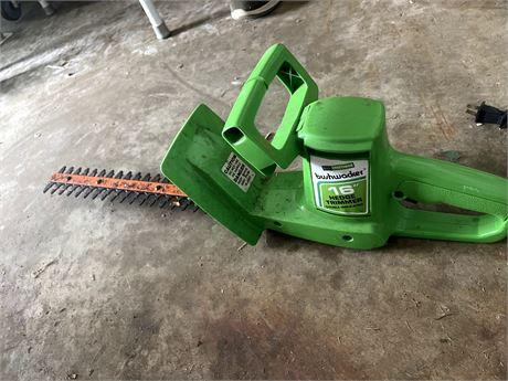 """Craftsman Bushwacker 16"""" Hedge Trimmer"""