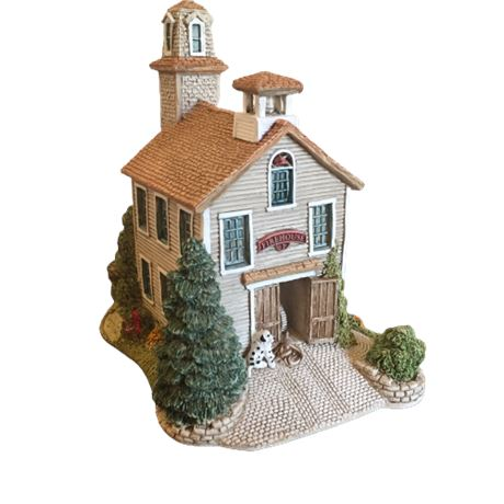 Lilliput Lane Landmarks - Firehouse 1