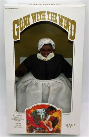 Gone with Wind MAMMY doll in box