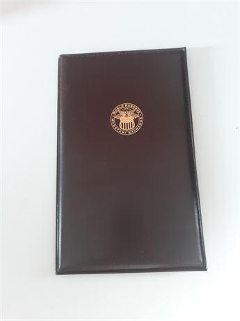 World Reserve Monetary Exchange Uncut Sheet of 4 2003A $1 Bills