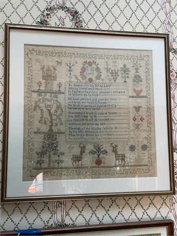 1797 Prayer Sampler