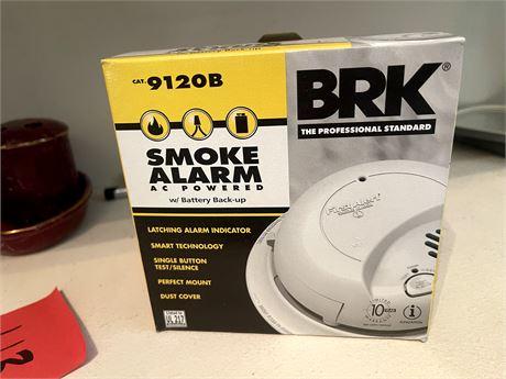 BRK Smoke Alarm