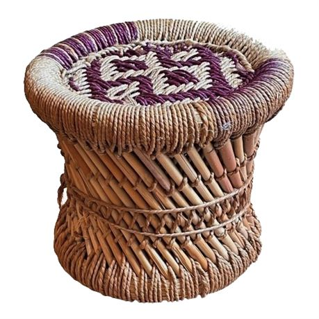 Woven Plant Stand