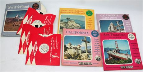 View Master Reels - 15