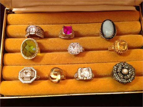 Ring Lot size 7