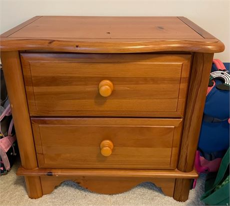 Stars and Stripes Nightstand