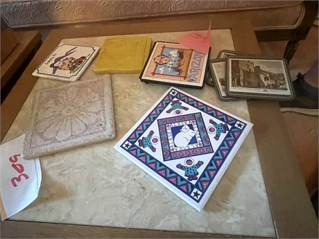Miscellaneous Trivets and Coasters