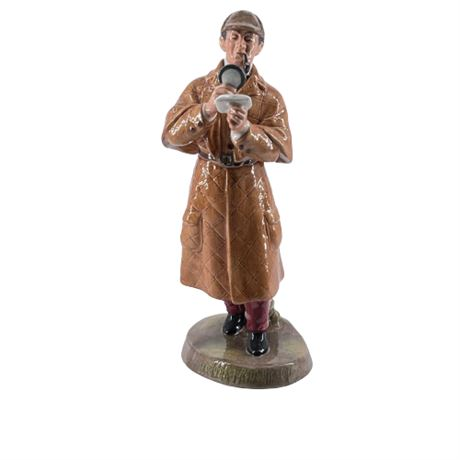 Royal Doulton 'The Detective' HN 2359 Signed