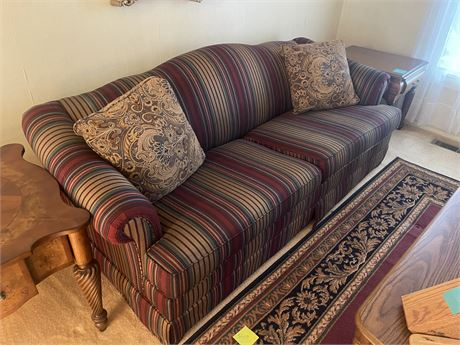 White Hickory Sleeper Couch
