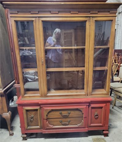 China Cabinet (project piece)