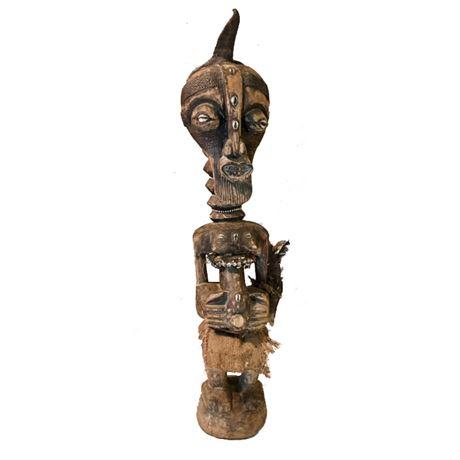 Songye Peoples Nkishi Power Figure