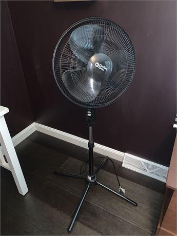Comfort Zone Fan on Stand