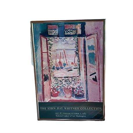 Matisse - Open Window Poster