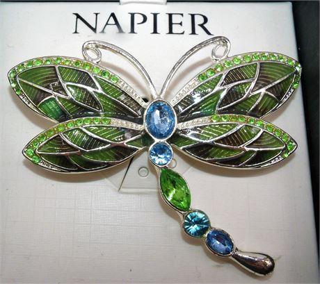 Napier Brooch pin in box