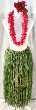 Traditional Hula Outfit