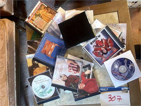 Bag of CDs