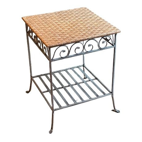 Metal Decorative Occasional Table