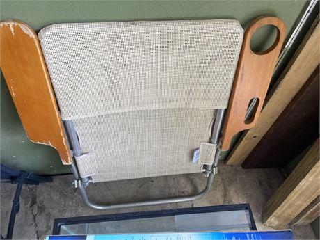 Rio backyard comfort chair