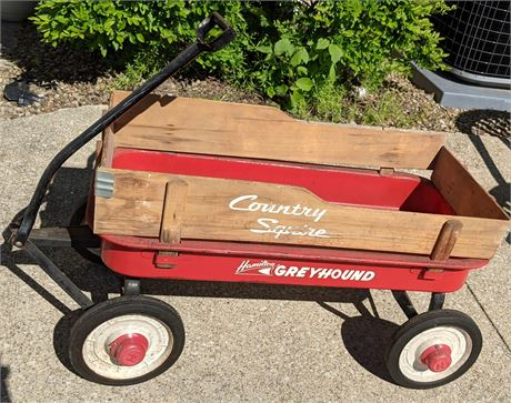 Hamilton Greyhound Country Squire Wagon