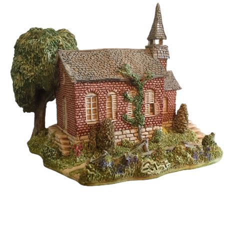 Lilliput Lane Landmarks - Country Church