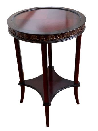 Decorative Round Side Table