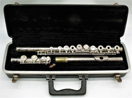 Schill German Flute W/Box