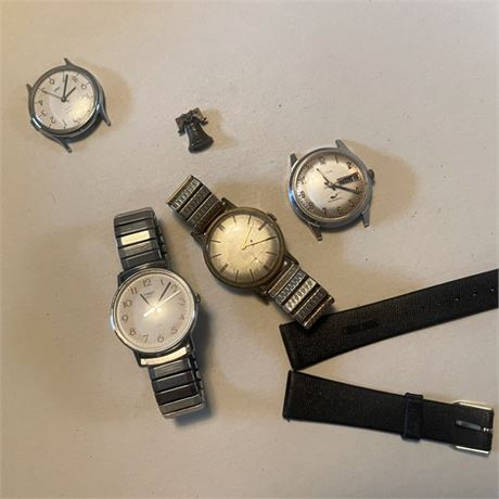 Collection of Four Watches