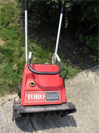 Toro S-200 Electric Start Snow Blower
