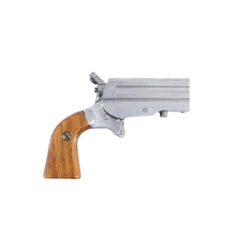 4 Barrel Pocket Pistol