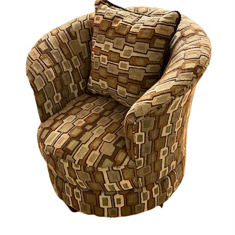 Best Chairs, Inc., Contemporary Swivel Chair