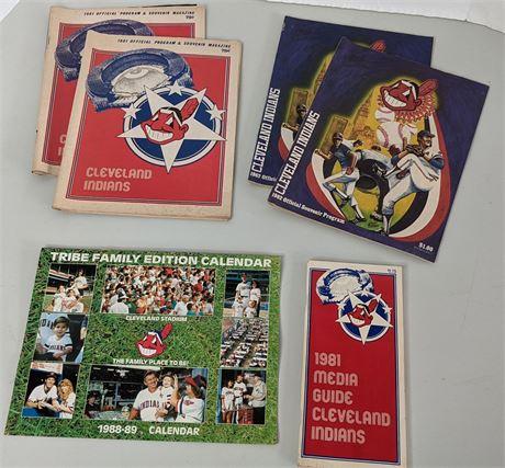Cleveland Indians 1980's