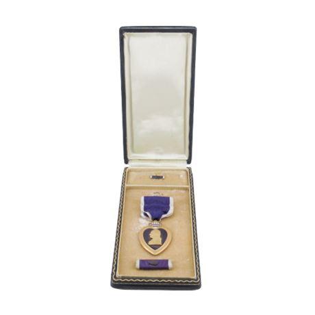 1945 Purple Heart Medal