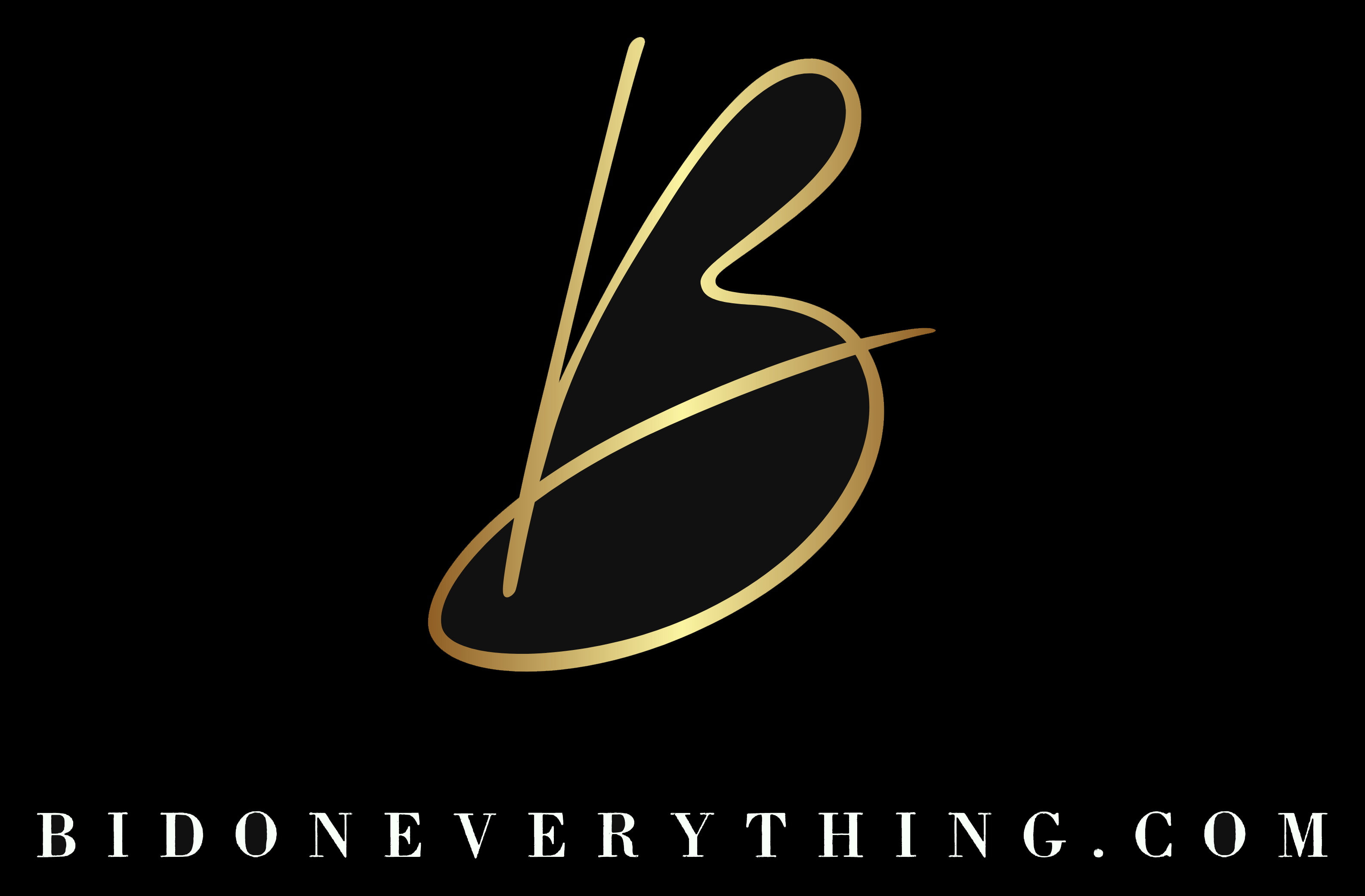 BID ON EVERYTHING