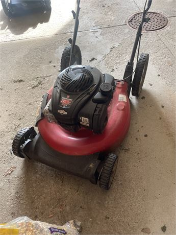 Briggs and Stratton Yard Machine Push Mower
