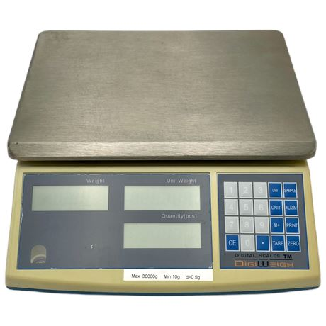 DigiWeigh Counting Scale
