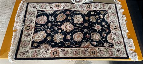 Decorative Runner Rug and Small Rug