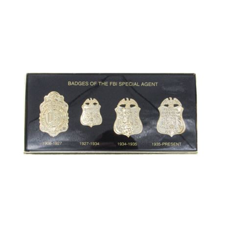 Badges of The FBI Special Agent Box