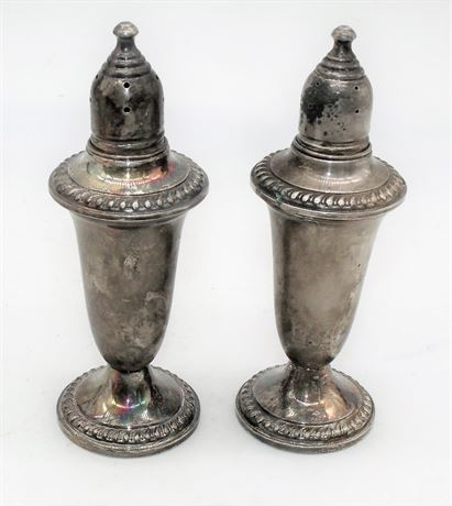 """Sterling Silver Shakers 5"""""""
