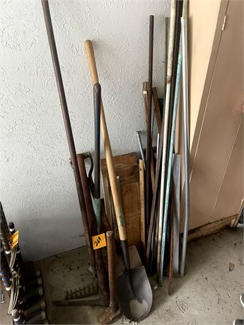 Break Your Back Lot - Lawn Tools